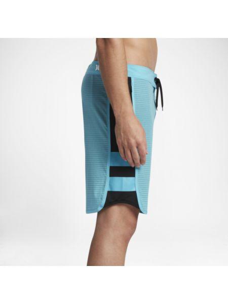 Niebieskie boardshorty Nike