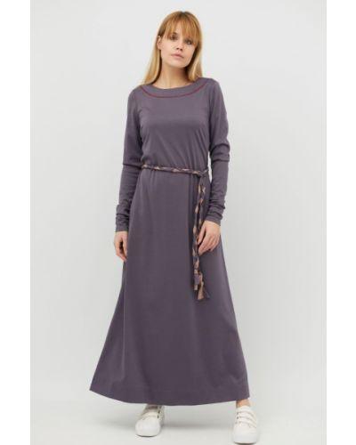 Трикотажное платье Прованс