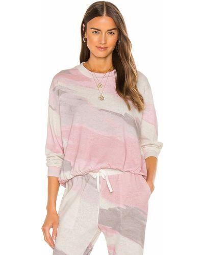 Пуловер классический - розовый Splendid