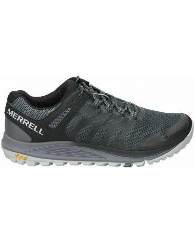 Szare sneakersy Merrell