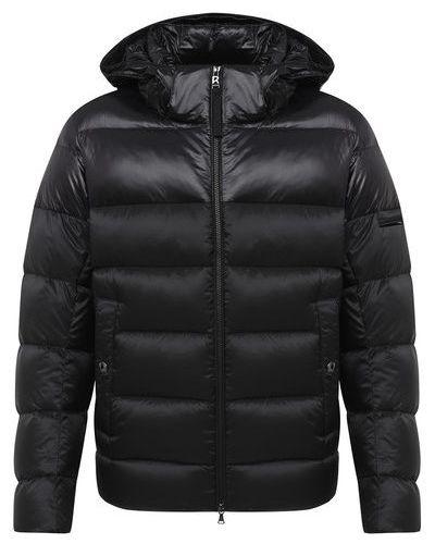 Пуховая куртка на молнии с капюшоном Bogner