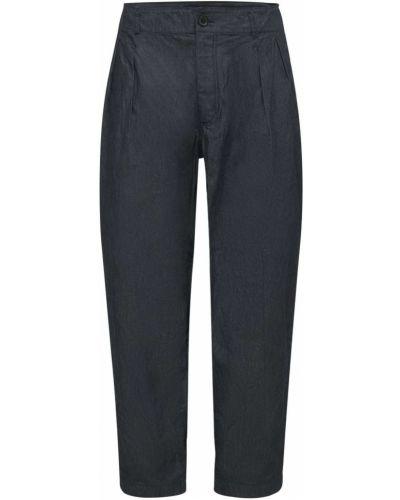 Niebieskie spodnie bawełniane Comme Des Garcons Shirt