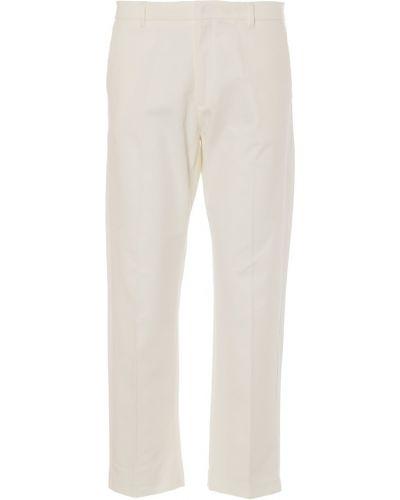 Białe spodnie Haikure