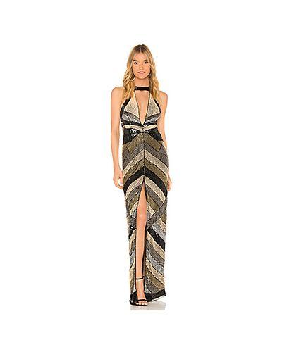 Вечернее платье с пайетками деловое X By Nbd