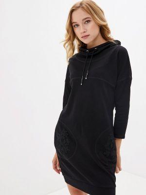 Платье - черное Lelio