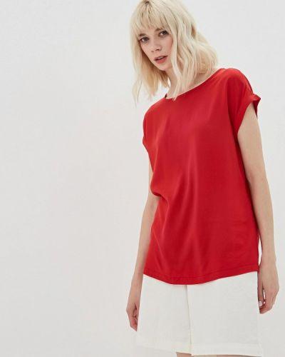 Блузка весенний красная Iwie