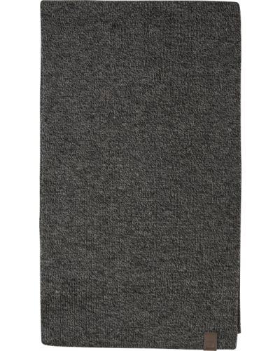 Czarny szalik materiałowy Mountain Warehouse