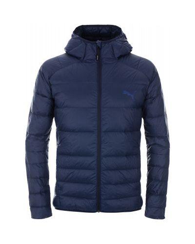 Зимняя куртка спортивная с капюшоном Puma
