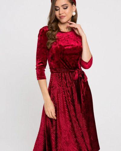 Вечернее платье - красное Gold Chic Chili