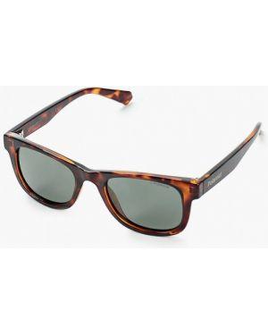 Очки солнцезащитные коричневый Polaroid