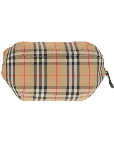 Beżowa torba Burberry