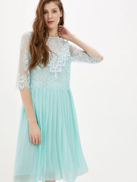 Бирюзовое вечернее платье Argent