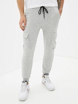 Серые зимние брюки Terance Kole