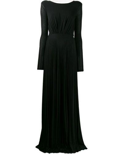 Платье с длинными рукавами Elisabetta Franchi