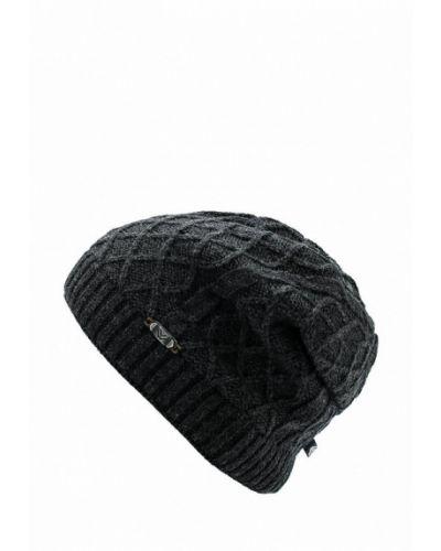 Черная шапка Maxval