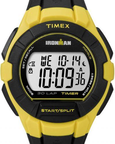 Часы водонепроницаемые с подсветкой спортивные Timex