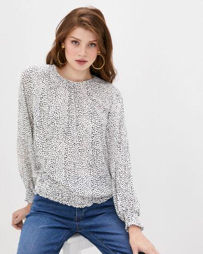 Белая блузка с длинным рукавом с длинными рукавами Wallis