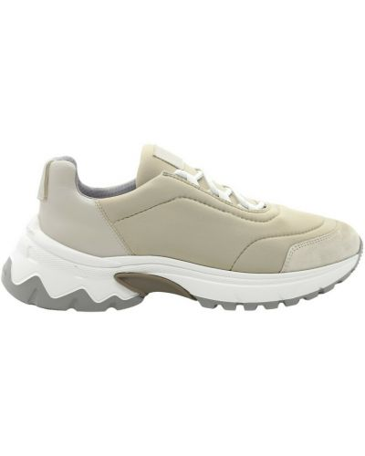 Beżowe sneakersy Eleventy