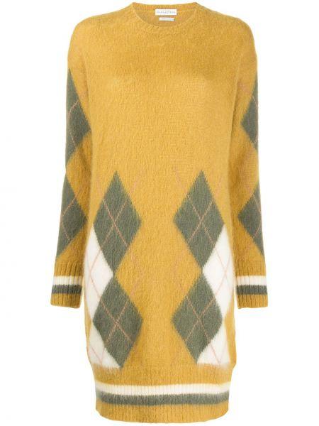 Платье макси вязаное для невысоких Ballantyne