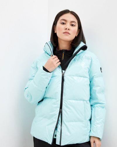 Куртка горнолыжная - голубая Ea7