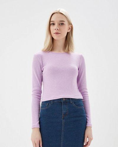 Фиолетовый лонгслив Modis