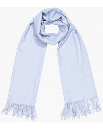 Голубой палантин итальянский Eleganzza