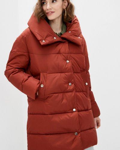 Утепленная коричневая куртка Tantra
