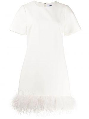 Biała sukienka krótki rękaw Likely