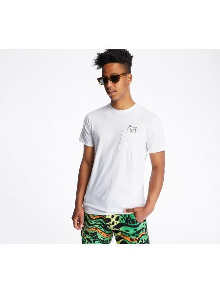 Biała koszula Ripndip