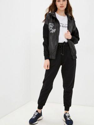 Костюмный черный спортивный костюм Whitney