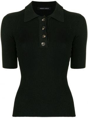 Джинсовая рубашка - черная Nobody Denim