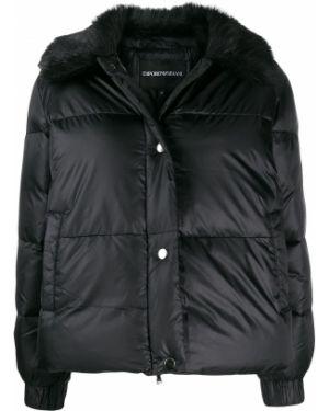 Куртка оверсайз классическая Emporio Armani