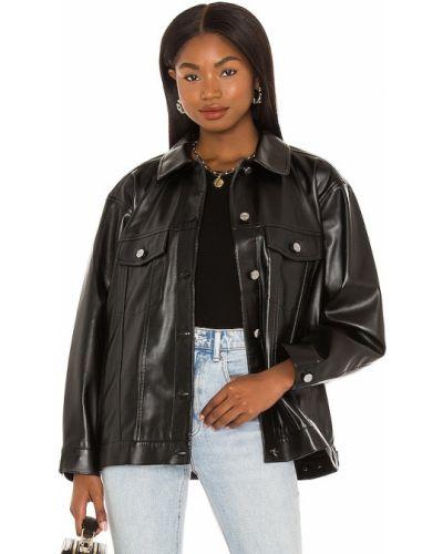 Черная куртка винтажная Anine Bing