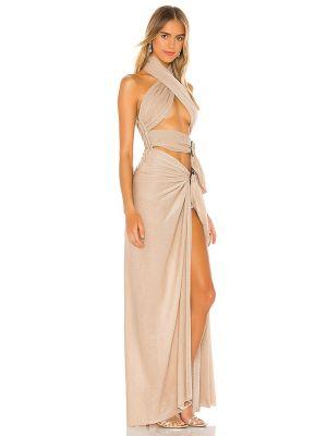 Пляжное платье - желтое Bronx And Banco