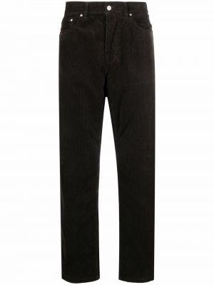 Классические брюки - коричневые Carhartt Wip