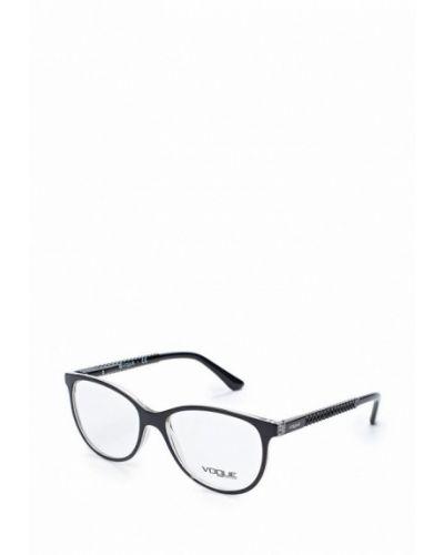 Черная оправа для очков Vogue® Eyewear