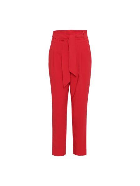 Czerwone spodnie Custommade