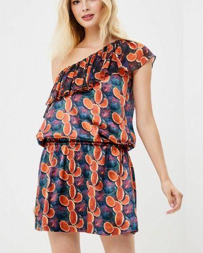 Платье с открытыми плечами Galina Vasilyeva