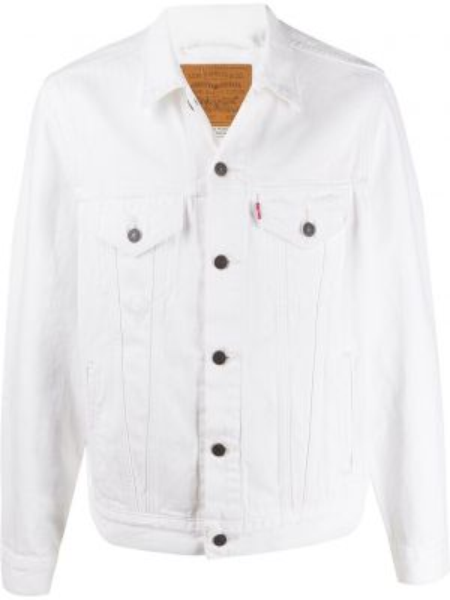 Джинсовая куртка длинная с манжетами Levi's®