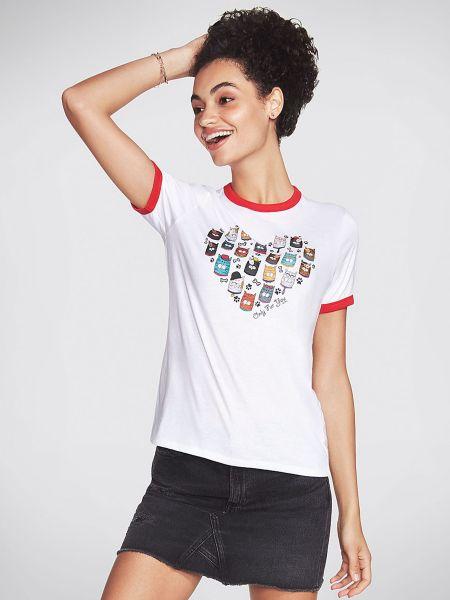Повседневная футбольная футболка Skechers