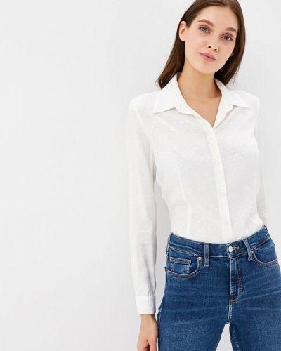 Рубашка с длинным рукавом белая Gregory