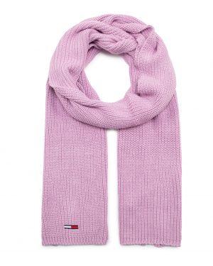 Jeansy różowy baza Tommy Jeans