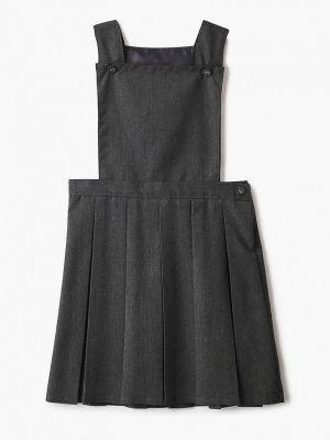 Серый сарафан Marks & Spencer
