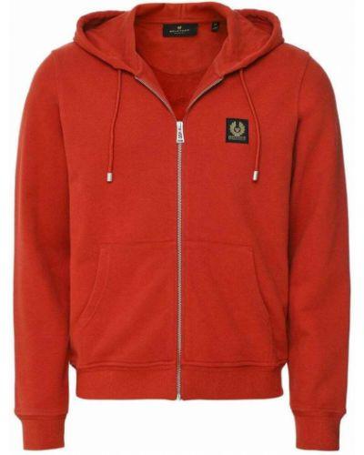 Czerwona bluza Belstaff