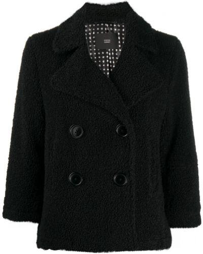 Куртка двубортная - черная Steffen Schraut