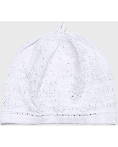 Шляпа белая Jamiks