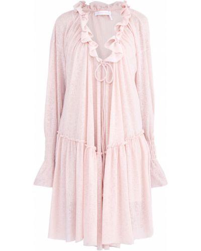 Платье в стиле бохо с V-образным вырезом See By Chloe