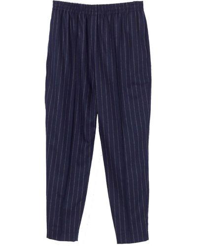 Niebieskie spodnie By Malene Birger