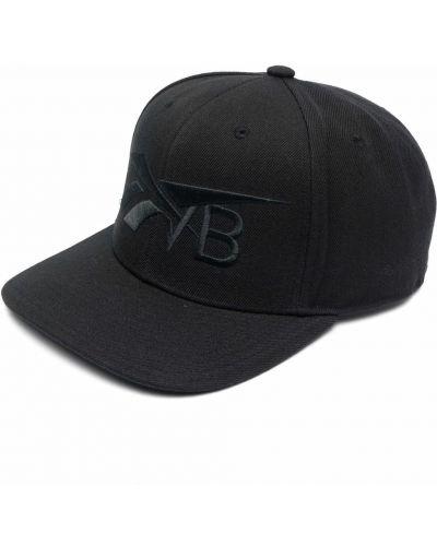Черная бейсболка с вышивкой Reebok X Victoria Beckham