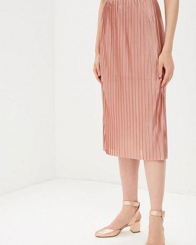Плиссированная юбка осенняя Miss Selfridge
